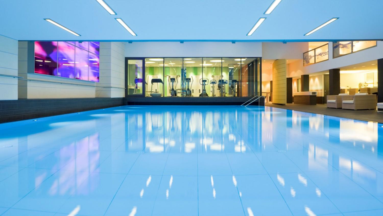 Spa fitness pullman berlin schweizerhof 5 sterne hotel for Salon fitness