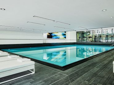 Spa & Fitness - Pullman Berlin Schweizerhof - 5-Sterne-Hotel
